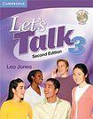 Cambridge University Press Let´s Talk Second Edition 3 Student´s Book with Self-study Audio CD cena od 568 Kč