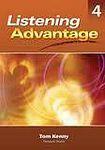 Heinle LISTENING ADVANTAGE 4 STUDENT´S BOOK + AUDIO CD cena od 618 Kč