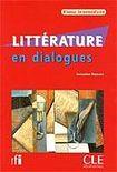 CLE International LITTERATURE EN DIALOGUES NIVEAU INTERMEDIAIRE cena od 443 Kč
