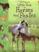 Little Book of Horses and Ponies cena od 195 Kč