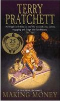 Pratchett Terry: Making Money (Discworld Novel #36) cena od 212 Kč