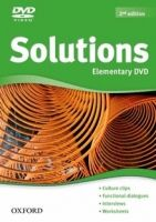 Oxford University Press Maturita Solutions (2nd Edition) Elementary DVD cena od 530 Kč