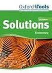 Oxford University Press Maturita Solutions (2nd Edition) Elementary iTools DVD-ROM cena od 3634 Kč