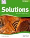 Oxford University Press Maturita Solutions (2nd Edition) Elementary Student´s Book ( International English Edition) cena od 378 Kč