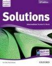 Oxford University Press Maturita Solutions (2nd Edition) Intermediate Student´s Book ( International English Edition) cena od 382 Kč