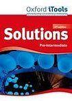 Oxford University Press Maturita Solutions (2nd Edition) Pre-Intermediate iTools DVD-ROM cena od 3634 Kč