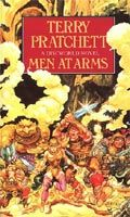 Pratchett Terry: Men at Arm (Discworld Novel #15) cena od 238 Kč