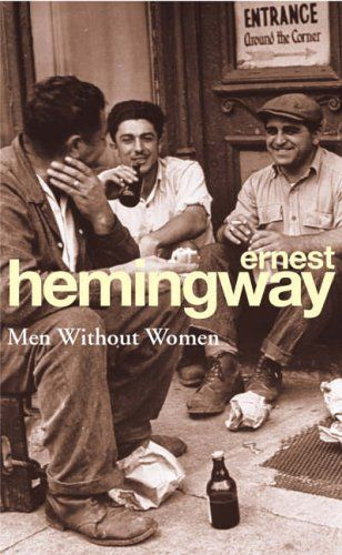 XXL obrazek Hemingway Ernest: Men Without Women