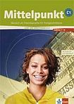 Klett nakladatelství Mittelpunkt C1/1. Lehr- und Arbeitsbuch /Lektionen 1-6/ cena od 406 Kč