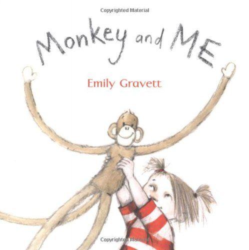 Monkey and Me cena od 179 Kč