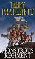 Pratchett Terry: Monstrous Regiment (Discworld Novel #31) cena od 200 Kč