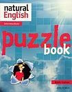 Oxford University Press NATURAL ENGLISH INTERMEDIATE PUZZLE BOOK cena od 121 Kč