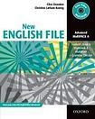 Oxford University Press New English File Advanced MultiPACK A cena od 327 Kč