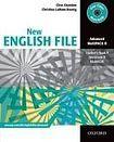 Oxford University Press New English File Advanced MultiPACK B cena od 345 Kč