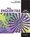 Oxford University Press New English File Beginner Workbook with MultiROM cena od 248 Kč