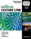 Oxford University Press New English File Culture Link with Audio CD a DVD (Pre-Intermediate - Intermediate) cena od 321 Kč