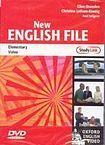 Oxford University Press NEW ENGLISH FILE ELEMENTARY DVD cena od 634 Kč
