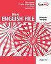 Oxford University Press NEW ENGLISH FILE ELEMENTARY WORKBOOK WITHOUT KEY WITH MULTIROM PACK cena od 248 Kč