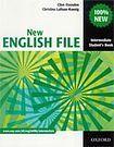 Oxford University Press NEW ENGLISH FILE INTERMEDIATE DVD cena od 666 Kč