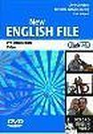 Oxford University Press NEW ENGLISH FILE PRE-INTERMEDIATE DVD cena od 507 Kč