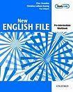 Oxford University Press NEW ENGLISH FILE PRE-INTERMEDIATE WORKBOOK WITHOUT KEY + CD-ROM cena od 248 Kč