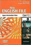 Oxford University Press New English File StudyLink Video Upper-Intermediate DVD cena od 507 Kč