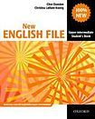 Oxford University Press New English File Upper-Intermediate MultiPACK B cena od 345 Kč