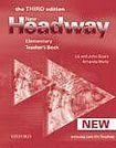 Liz Soars, John Soars, Amanda Maris: New Headway Elementary Teacher´s Book cena od 431 Kč