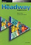 Oxford University Press New Headway English Course - Beginner - TEACHER´S RESOURCE BOOK cena od 499 Kč