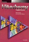 Oxford University Press New Headway English Course - Elementary - TEACHER´S RESOURCE BOOK cena od 620 Kč