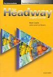 Oxford University Press New Headway English Course - Pre-Intermediate - TEACHER´S RESOURCE BOOK cena od 620 Kč