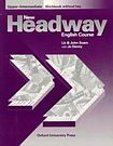 Oxford University Press New Headway English Course - Upper-Intermediate - WORKBOOK W/O KEY cena od 201 Kč