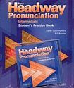 Oxford University Press NEW HEADWAY INTERMEDIATE PRONUNCIATION COURSE CD PACK cena od 413 Kč