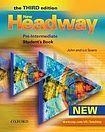 John Soars: New Headway Third Edition Pre-intermediate Student´s Book cena od 427 Kč