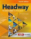 Soars John and Liz: New Headway Fourth Edition Pre-intermediate Student´s Book with iTutor DVD-ROM cena od 427 Kč