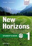 Oxford University Press New Horizons 1 Class Audio CDs (2) cena od 434 Kč