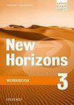 Oxford University Press New Horizons 3 Workbook cena od 190 Kč