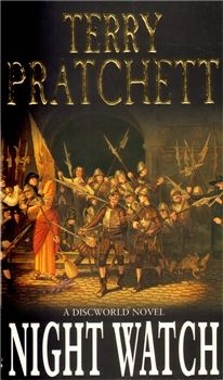 Pratchett Terry: Night Watch (Discworld Novel #29) cena od 206 Kč