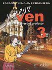 Edelsa NUEVO VEN 3 PROFESOR + CD cena od 616 Kč