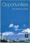 Longman Opportunities Pre-Intermediate Language PowerBook cena od 107 Kč