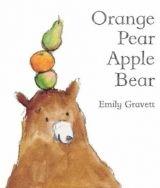 Orange Pear Apple Bear cena od 149 Kč