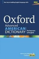 Oxford University Press Oxford American Advanced Dictionary with CD-ROM cena od 702 Kč