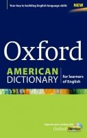 Oxford University Press Oxford American Dictionary with CD-ROM cena od 459 Kč