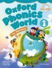 Oxford University Press Oxford Phonics World 1 Student´s Book with MultiROM cena od 299 Kč