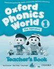 Oxford University Press Oxford Phonics World 1 Teacher´s Book cena od 332 Kč