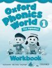 Oxford University Press Oxford Phonics World 1 Workbook cena od 186 Kč