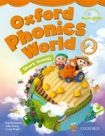 Oxford University Press Oxford Phonics World 2 Student´s Book with MultiROM cena od 314 Kč