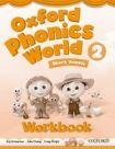 Oxford University Press Oxford Phonics World 2 Workbook cena od 167 Kč