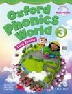 Oxford University Press Oxford Phonics World 3 Student´s Book with MultiROM cena od 278 Kč