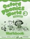 Oxford University Press Oxford Phonics World 3 Workbook cena od 167 Kč